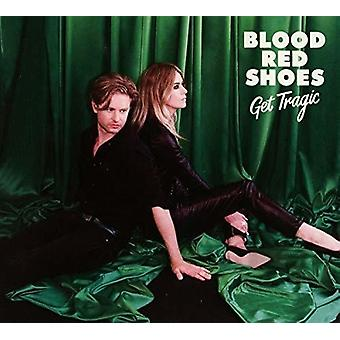 Blood Red Shoes - Get Tragic [CD] USA import