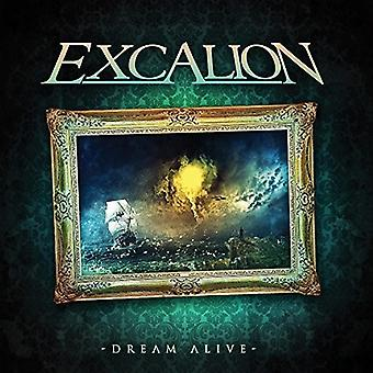 Excalion - Dream Alive [CD] USA import