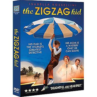 Zigzag Kid [DVD] USA import