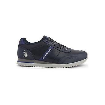 U.S. Polo Assn. - Schuhe - Sneakers - XIRIO4121S0_YM1_DKBL - Herren - navy - EU 45