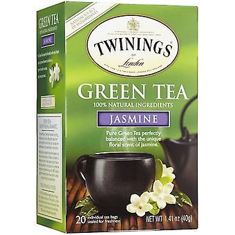 Twinings Lontoo vihreää teetä Jasmine