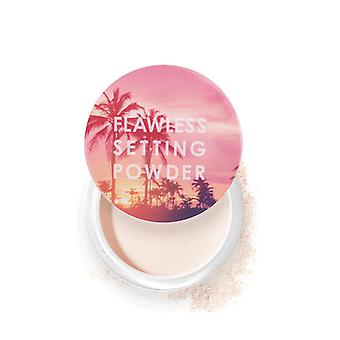 Loose Powder Translucent Light Smooth Setting Powder Waterproof Oil Control Face Makeup