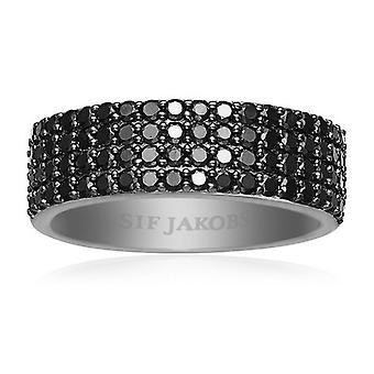 Ladies' Ring Sif Jakobs R10764-BK/14