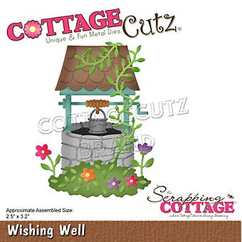 Scrapping Cottage Wishing Well
