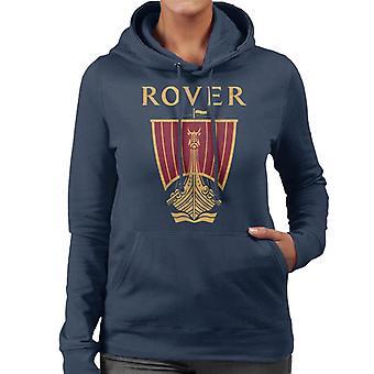 Rover Logo British Motor Heritage Women's Hooded Sweatshirt