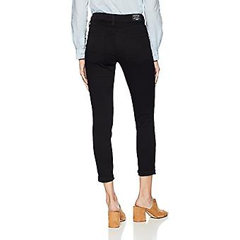 Signature by Levi Strauss & Co. Gold Label Women's Mid Rise Skinny Cuffed Jea...