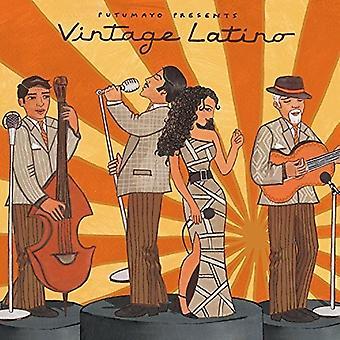 Putumayo Presents - Vintage Latino [CD] USA import