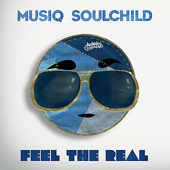 Musiq Soulchild - Feel the Real [CD] USA import