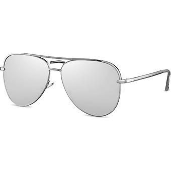 نظارات شمسية اسيسيكس الطيار الفضة (CWI1911)