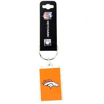 Denver Broncos NFL Acrylic Key Chain