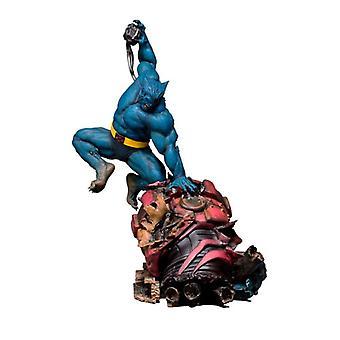 X-Men Beast 1:10 Scale Statue