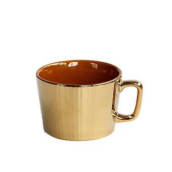 250ml Creative Ceramic Cup Porcelaine Nouveauté Maison Mug Brown