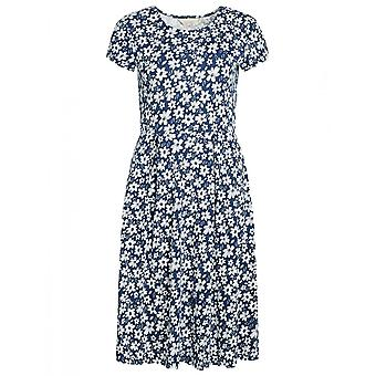 Seasalt Riviera Dress (sea Spurrey Harbour)