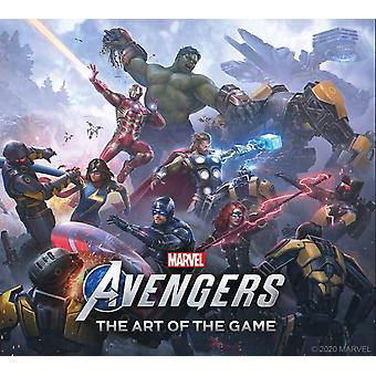 Marvels Avengers  The Art of the Game by Paul Davies