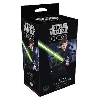 Star Wars Legion Luke Skywalker Operative Expansion Pack voor bordspel