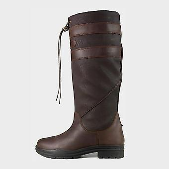 New Brogini Women's Longridge Country Boot Brown