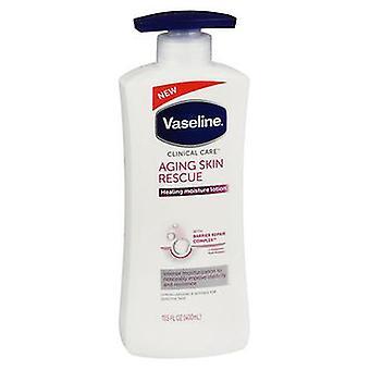 St. Ives Vaseline Aging Skin Rescue Healing Moisture Lotion, 13.5 Oz