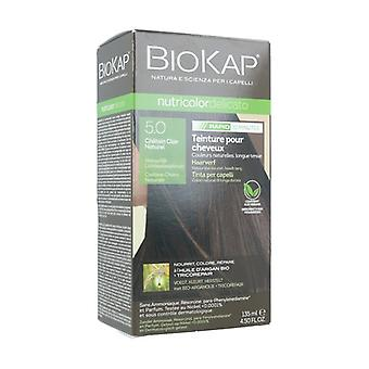 Delicate rapid hair color 5.0 Natural light brown 135 ml