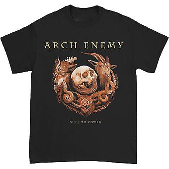 Arch Enemy Will To Power Album T-paita