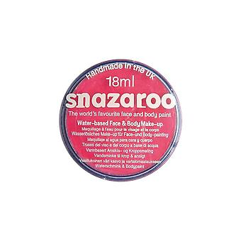 Snazaroo Halloween Fancy Dress Accessories - Classic Colours Water Based Face & Body Paint - Bright Pink 18ml