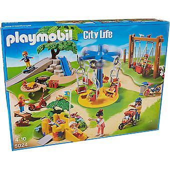 Playmobil 5024 Stadslivs lekplats
