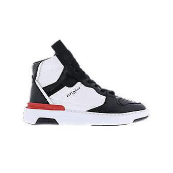 Givenchy Wing Sneaker High Black BH002JH0K6004 shoe