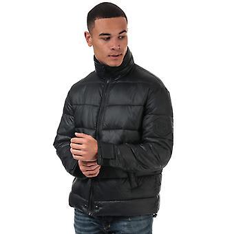 Men's Diesel W-Smith Giacca Jacket in Black