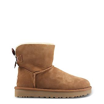 Ugg - mini 1016501-women's suede ankle boots