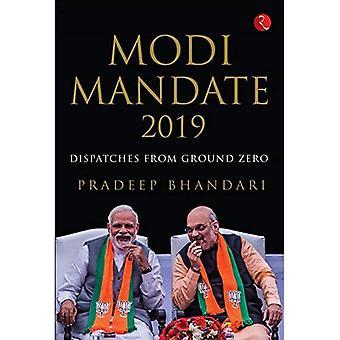 Modi Mandaat 2019: Verzendingen van Ground Zero