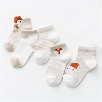 Toddler Baby Boy Summer Mesh Thin Socks