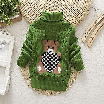 Warm Sweaters For Baby/girl