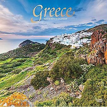 اليونان 2021 مربع احباط التقويم بواسطة براونتروت
