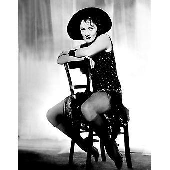 Blaue Angel Marlene Dietrich 1930 Fotoabzüge