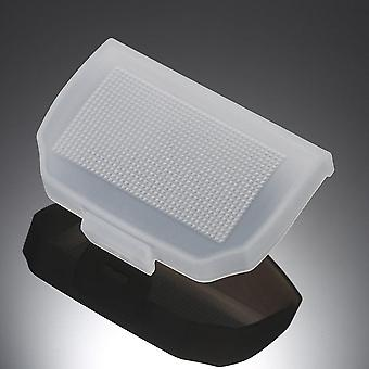 Maxsimafoto - white flash diffuser for yongnuo yn685, yn600ex-rt ii, yn660