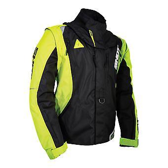 Shot Flexor Advance Adult Jacket - Neon Yellow
