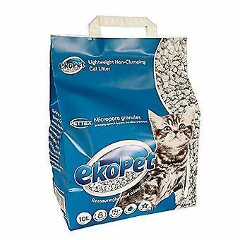 بيتيكس EkoPet غير تكتل القط القمامة