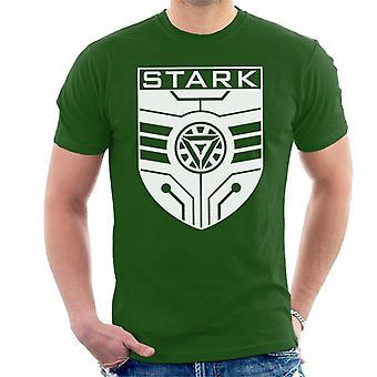 Marvel Avengers Stark Shield Men's T-Shirt