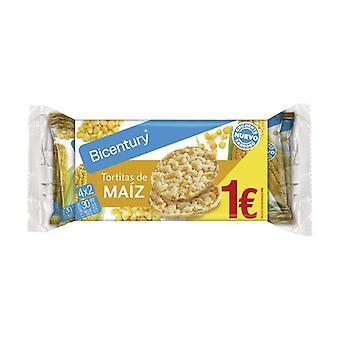 Corn pancakes 4x2 60 g