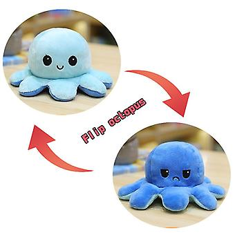 Double Sided Kid Plush Toy, Chirdren Kids Birthday, Stuffed Home Decoration