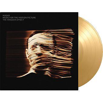 Hugar - Vasulka Effect / O.S.T. (Gold & Transparent Swirl) [Vinyl] USA import