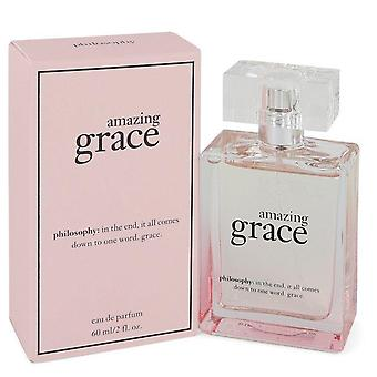 Amazing Grace Eau De Parfum Spray By Philosophy 2 oz Eau De Parfum Spray