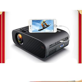 Led Video Projector Portable Optional Android Wifi Bluetooth Beamer Support