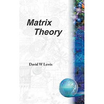 David Lewisin matriisiteoria - 9789810206895 Kirja