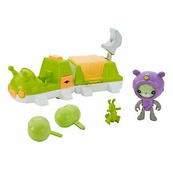 Octonauts gup-v and tweak glow in the dark playset
