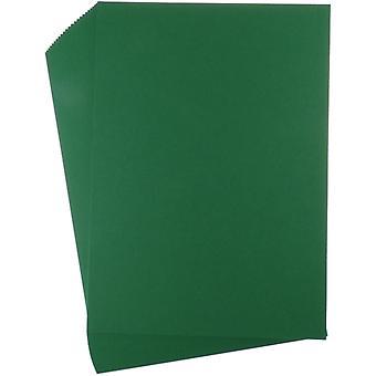 Sweet Dixie Dark Green Cardstock A4 (240 gsm) (25)