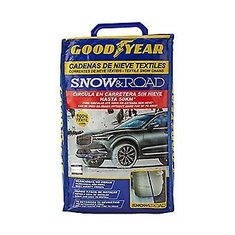 Car Snow Chains Goodyear SNOW & ROAD (XXL)