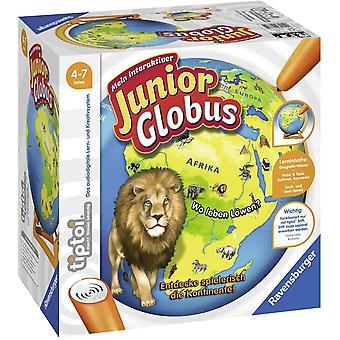 Wokex 00785 - Tiptoi Mein interaktiver Junior Globus & tiptoi Wir spielen Schule - 00733 / Erlebe