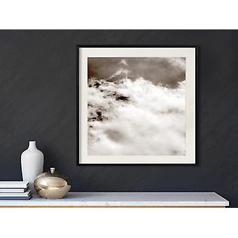 Poster - Wolken-20x20