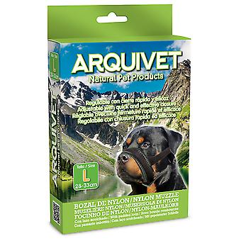 Arquivet Nylon Muzzle  1 (Dogs , Collars, Leads and Harnesses , Muzzles)