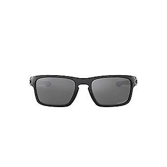 Ray-Ban 0oo9408 Óculos de sol, preto polido, 55 homens